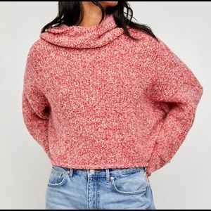 Free People | BFF Cowl Neck Sweater